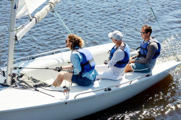 Weekend sailing